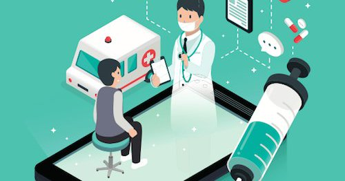 遠隔診療,オンライン診療