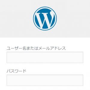 wordpress user login